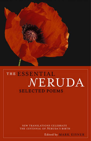 The Essential Neruda front cover